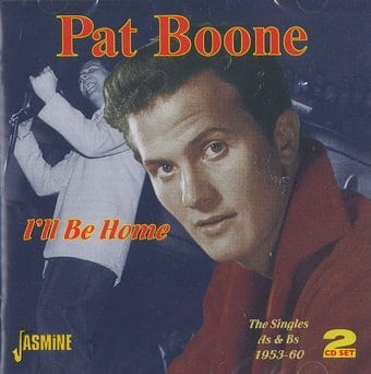 I'll Be Home: The Singles As & Bs 1953-60 (2-CD)