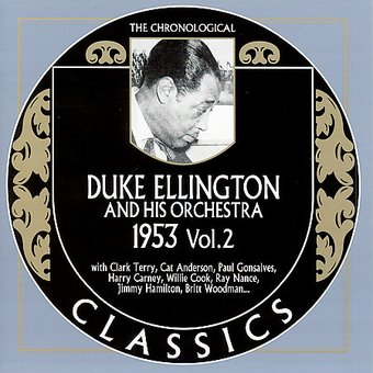 Duke Ellington & His Orchestra: 1953, Volume 2
