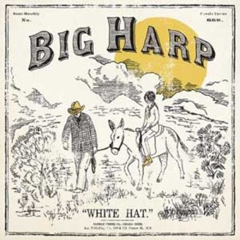 White Hat (with CD)