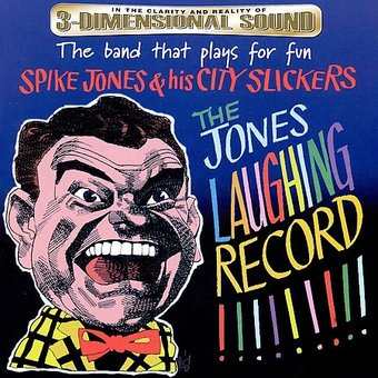 The Jones Laughing Record [Avid]