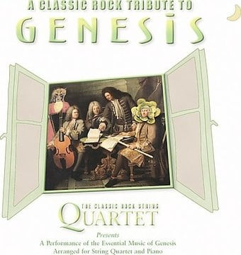 The Genesis Chamber Suite: A Classic RockTribute