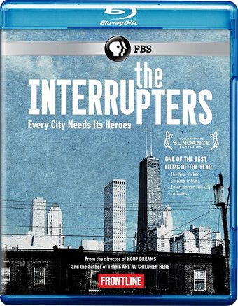 The Interrupters (Blu-ray)