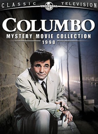 Columbo - Mystery Movie Collection, 1990 (3-DVD)