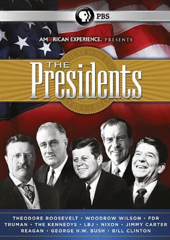PBS - American Experience: The Presidents (17-DVD)