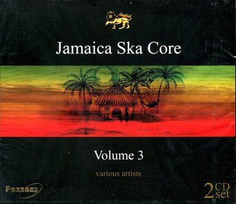 Jamaica Ska Core, Volume 3 (2-CD)