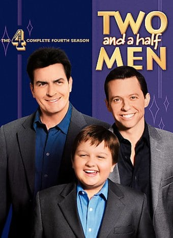 Two and a Half Men - Complete 4th Season (4-DVD)