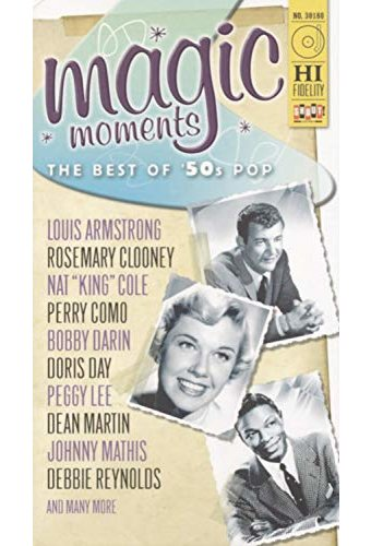Magic Moments: The Best of '50s Pop (3-CD)