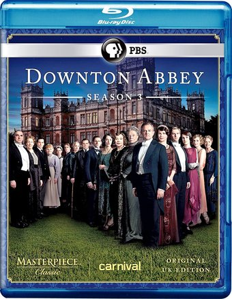 Downton Abbey - Season 3 (Original U.K. Version)
