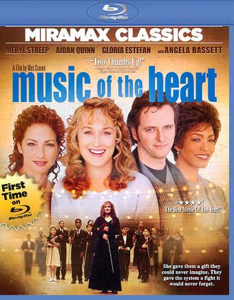 Music of the Heart (Blu-ray)