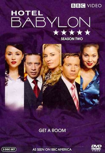 Hotel Babylon - Season 2 (3-DVD)