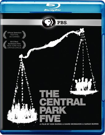 The Central Park Five (Blu-ray)