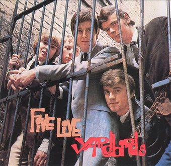 Five Live Yardbirds [Rhino]