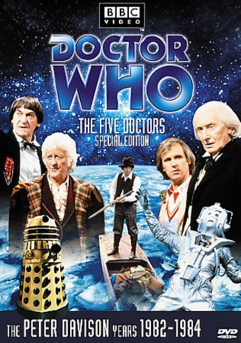 Doctor Who - #130: Five Doctors (25th Anniversary