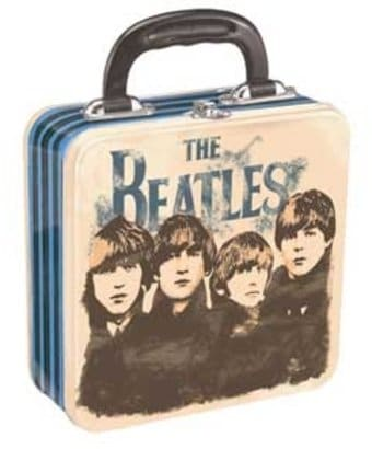 Beatles For Sale: Tin Tote