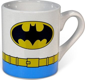 Batman - Uniform - 14 oz. Ceramic Mug