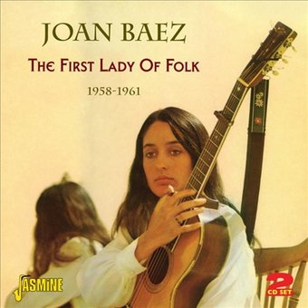 The First Lady of Folk: 1958-1961 (2-CD)