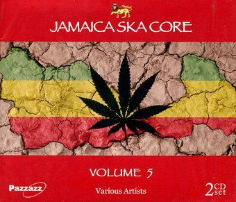 Jamaica Ska Core, Volume 5 (2-CD) [German Import]