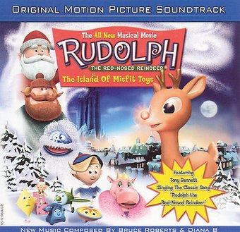 Rudolph the Red-Nosed Reindeer: The Island of