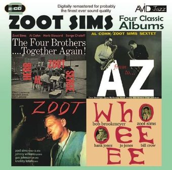 Stretching Out / Starring Zoot / Downhome / Jazz