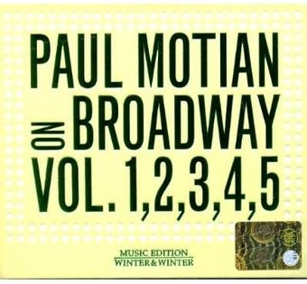 On Broadway, Volumes 1-5 (5-CD)