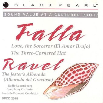 Falla - Love, the Sorceror (El Amor Brujo / The