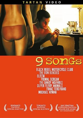 9 Songs (Unrated Edited Version)