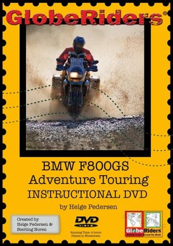 GlobeRiders BMW F650GS Adventure Touring
