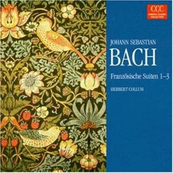 Bach: French Suites, Nos. 1-3