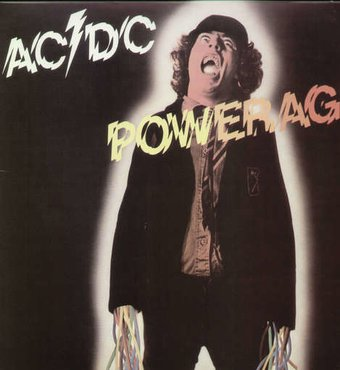 Powerage (180Gv)