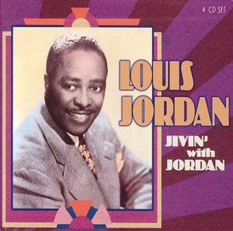 Jivin' with Jordan [Proper Box] (4-CD Box Set)