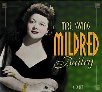 Mrs. Swing (4-CD) [Import]