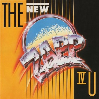Zapp Amp Roger The New Zapp Iv U Expanded Edition Cd