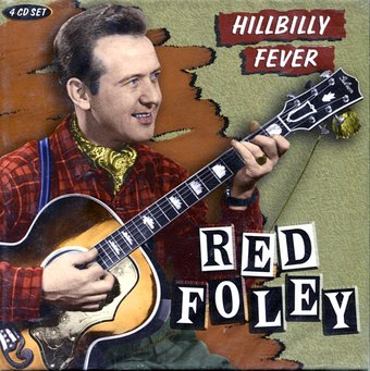 Hillbilly Fever (4-CD)