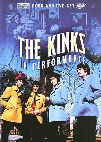 The Kinks - In Performance (DVD+Book)