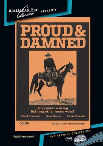 Proud & Damned [Import]
