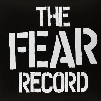 The Fear Record (White Vinyl)