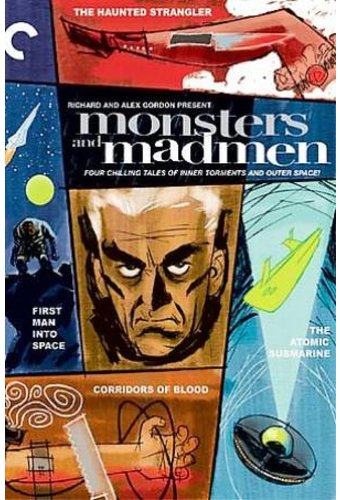 Monsters And Madmen (2-DVD)