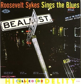 Roosevelt Sykes Sings the Blues