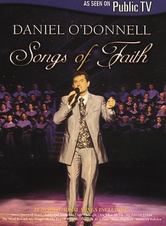Daniel O' Donnell - Songs of Faith
