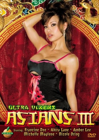 Peach - Ultra Vixens: Asians III