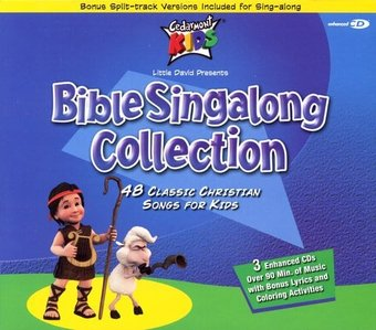 Bible Singalong Collection (3-CD Box Set)