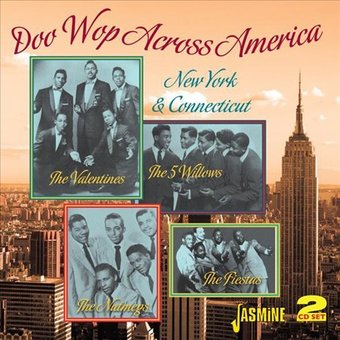 Doo Wop Across America: New York & Connecticut