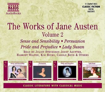 Works of Jane Austen, Volume 2