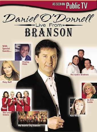 Live from Branson (2-DVD)