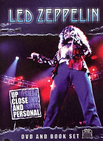 Up Close And Personal (DVD+Book)
