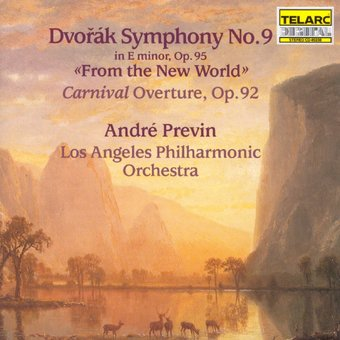 "Dvorak: Symphony No. 9 ""From the New World"" &"