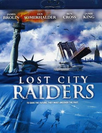 Lost City Raiders (2009) (Blu-ray)