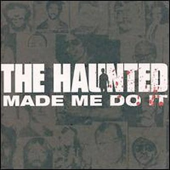 The Haunted Made Me Do It (2-CD)