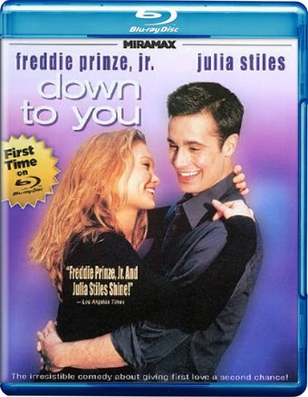 Down to You (Blu-ray)