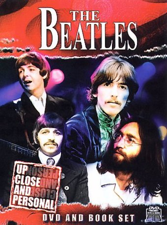 The Beatles - Up Close And Personal (DVD + Book)